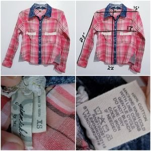 gimmicks by BKE Tops - Gimmicks by bke button down shirt